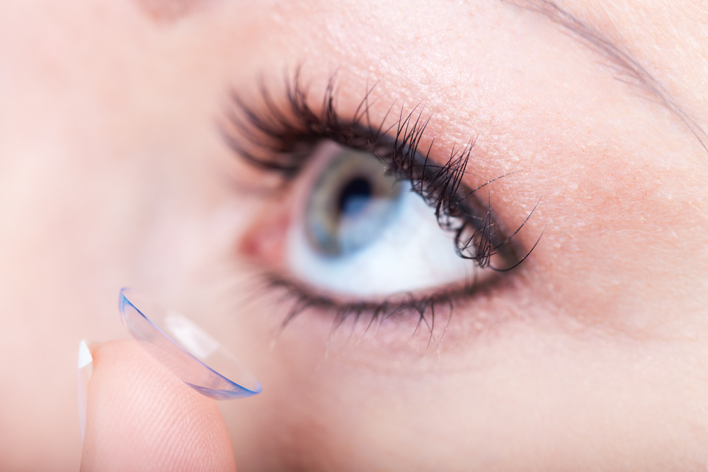Bifocal and Multifocal Contact Lenses