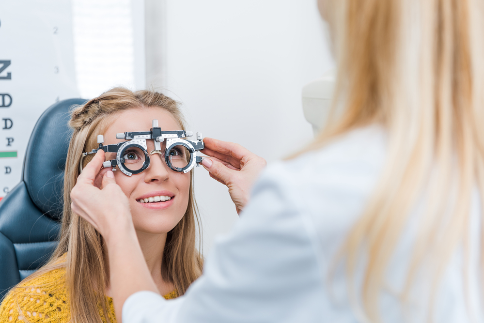 How to Cope With Low Vision